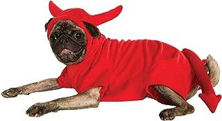 Rubie's Costume Devil Dawg Hoodie Pet Costume