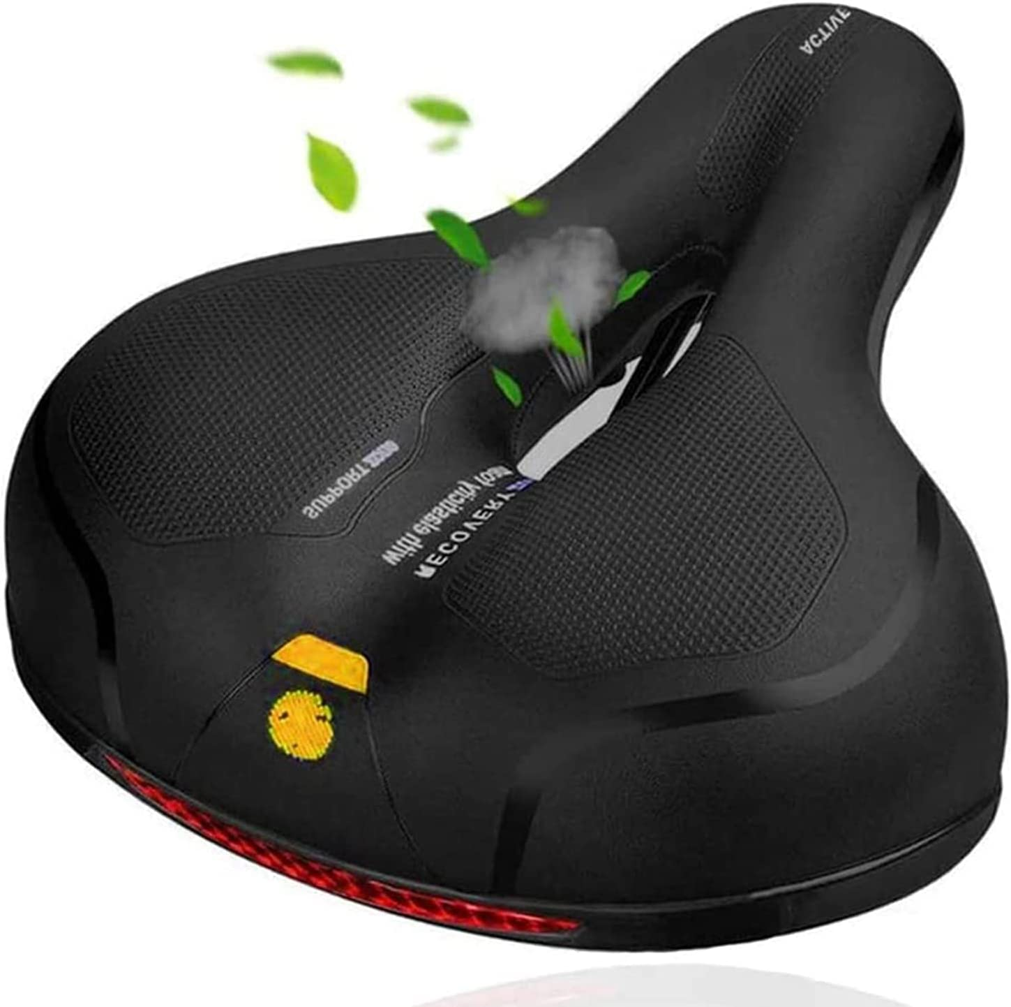 Abimy Bike Seat Bicycle for Women low-pricing Waterproof Max 49% OFF S Men