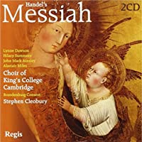 Messiah by Brandenburg Consort (2013-01-29)