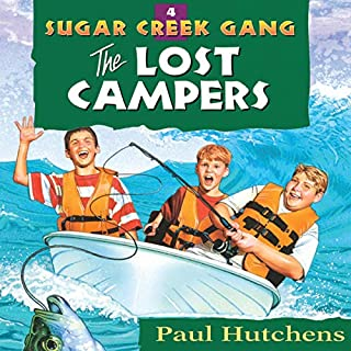 The Lost Campers cover art