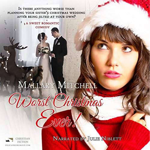 Worst Christmas Ever audiobook cover art
