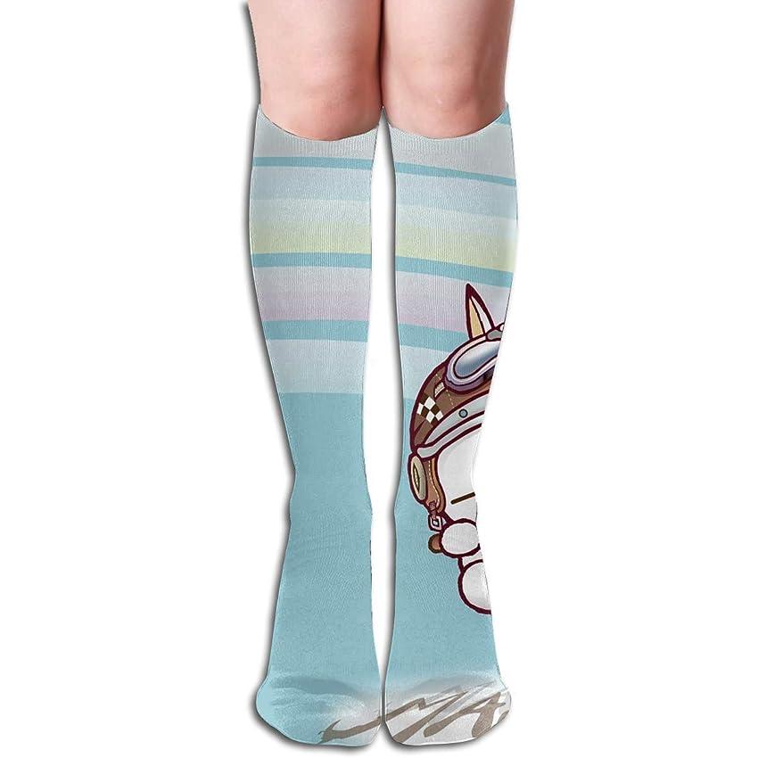 摂氏度予防接種職業qrriyマシマロチューブストッキングレディース冬暖かい膝ハイソックスブーツ靴下