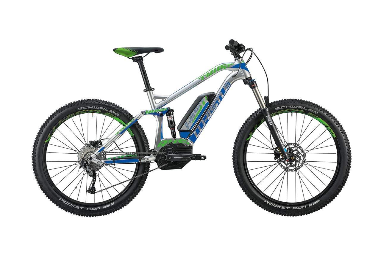 Whistle - Bicicleta eléctrica B-Rush Plus Ltd, Modelo 2020 27,5 + 9 V, Bosch, L: Amazon.es: Deportes y aire libre