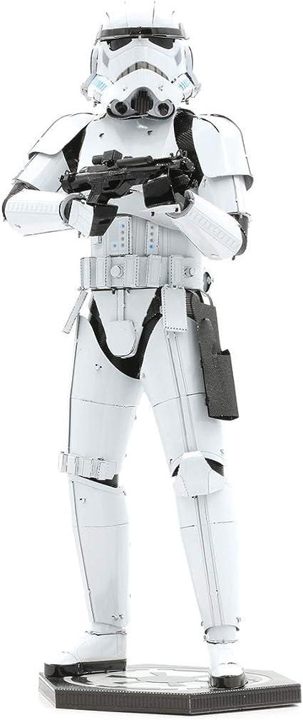 Fascinations ICONX Premium Star Wars THE MANDALORIAN Metal Earth 3D Model Kit