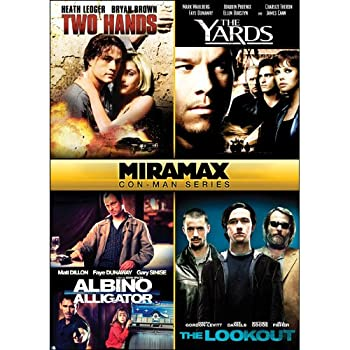 Miramax Con-Man Series  Two Hands / The Yards / The Lookout / Albino Alligator