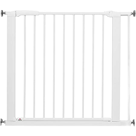 Babydan Perfect Close Extra Wide Safety Gate 83 5cm 90 3cm Amazon Co Uk Baby