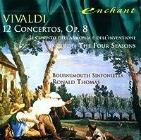 Vivaldi;12 Concertos Op.8