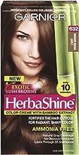Garnier Herbashine Haircolor, 632 Light Warm Brown