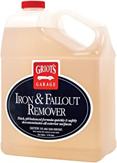 Griot's Garage 10949 Iron & Fallout Remover Gallon