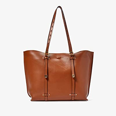 rag & bone Field Tote (Brown) Handbags