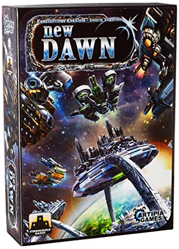 Stronghold Games Among The Stars New Dawn Pack