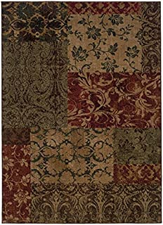 Oriental Weavers 58B Allure Area Rug, 5' 3