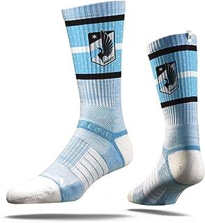 Strideline MLS Mens MLS Premium Athletic Crew Socks