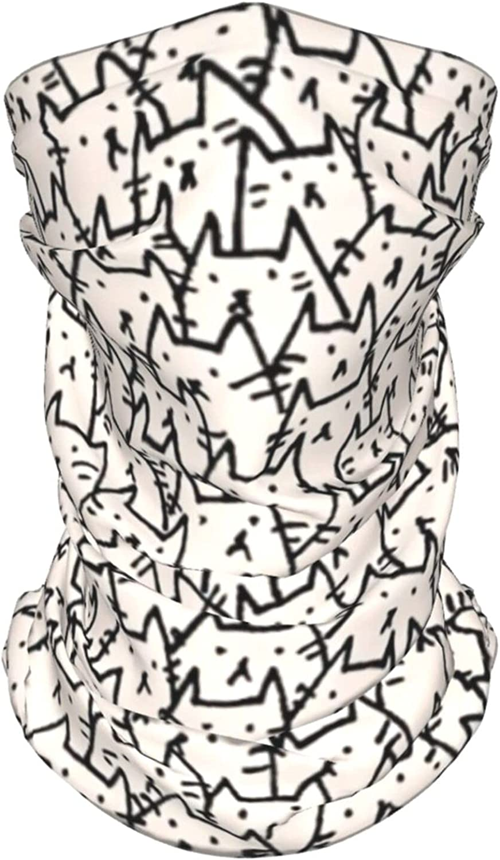 Autism Awareness1 Neck Gaiter Multipurpose Headwear Ice Silk Mask Scarf Summer Cool Breathable Outdoor Sport 4 Pcs