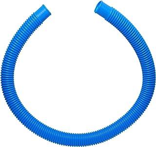 Poweka Manguera Piscina Azul Manguera Depuradora 32mm para Limpiafondos Bomba de Piscina Compatible con La Bomba de Filtro Intex 607, 637