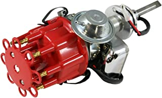 Assault Racing Products 1131811 for Small Block Chrysler/Plymouth/Dodge Complete Electronic Distributor HEI SBM 318 340 360