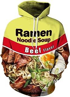Beef Ramen Hoodies for Men and Women