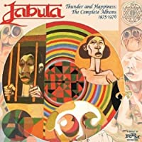 Thunder & Happiness: Complete Albums 1975 - 1976 by JABULA (2012-10-30)