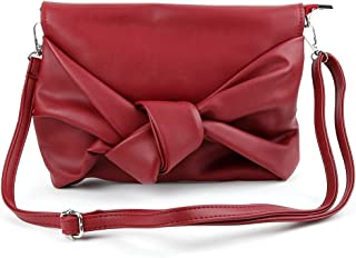 Odette Contemporary Cherry Statement Sling Bag