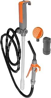TERA PUMP Electric Liquid Transfer Pump - Versatile Fuel Transfer Pump with 8.2 inch Hose