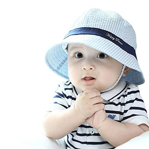 d00e8f5814d Marca west Unisex Baby Kid Toddler Boy Girl Infant Sun Protection Bucket  Cap Hat
