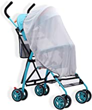 Baby Sunshade Stroller Cover - Universal Fit Sun Shade for 3 & 4 Wheel Prams, Pushchairs and Srollers - UV Protection (1)