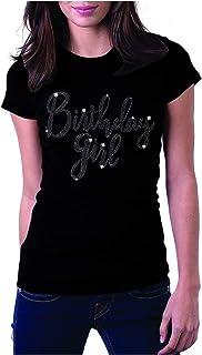 picontshirt Birthday Girl Shirt for Women