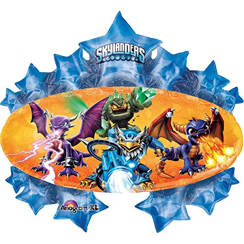 Skylanders Party Balloon Mylar Size 35 inches