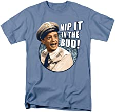 Popfunk The Andy Griffith Show Barney Fife T Shirt & Stickers