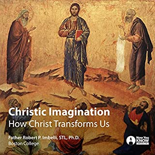 Christic Imagination audiobook cover art