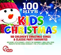 100 Hits - Kids Christmas by Various Artists (2015-10-21)