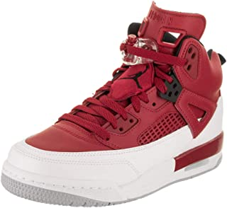 Jordan Spizike Gym Red/Black-White-Wolf Grey (Big Kid)
