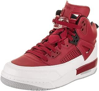 Jordan Spizike Gym Red/Black-White-Wolf Grey (Big Kid)