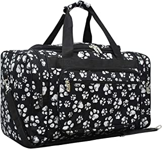 Puppy Paw Print NGIL Canvas Carry on 20