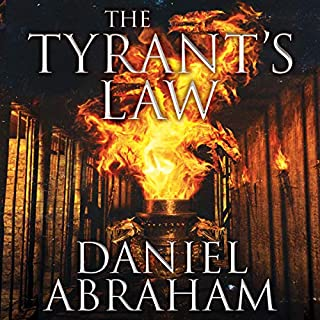 The Tyrant's Law cover art