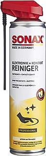 Sonax Produit de Nettoyage pour Contacts Electroniques (400 Ml) Est Un Nettoyant Spécial Hautement Actif À Évaporation Ext...