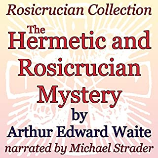 The Hermetic and Rosicrucian Mystery cover art
