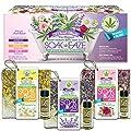 Soak Eaze Floral Bath Tea Soak & Aromatherapy Gift Set by Bcuz Beauty Inc