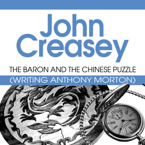 The Baron and the Chinese Puzzle cover art