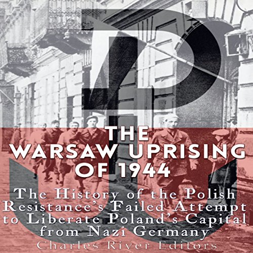 The Warsaw Uprising of 1944 audiobook cover art