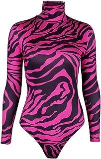 Best pink animal print bodysuit Reviews