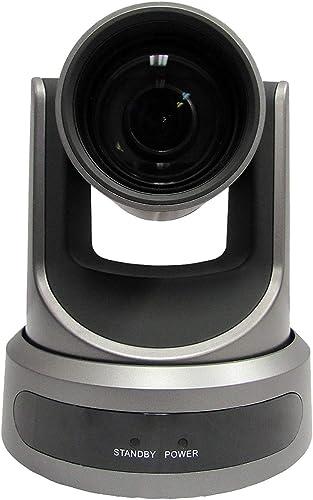discount PTZOptics 12X-NDI-GY, 12x outlet online sale Lens sale NDI Camera, Gray online