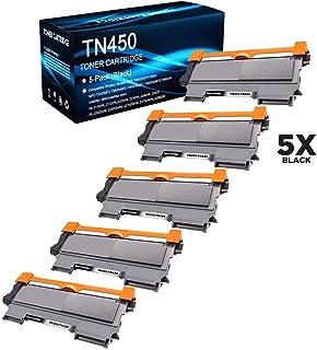 12PK TN450 Black Toner Cartridge For Brother HL-2270DW HL-2275DW HL-2280DW