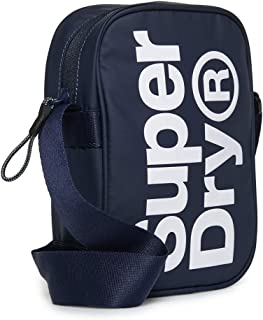 Superdry Side Hombre Cross Body Bag Navy