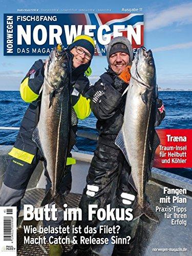 FISCH & FANG Sonderheft Nr. 41: Norwegen Magazin Nr. 11: Das Magazin für Angeln und Meer (Norwegen Magazin / Das Magazin für Angeln und Meer)