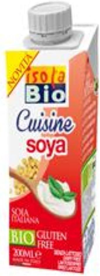 Isola Bio Crema Para Cocinar De Mijo Bio 200 Ml 100 g: Amazon.es: Alimentación y bebidas