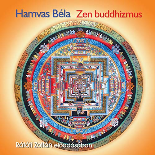 Zen buddhizmus cover art