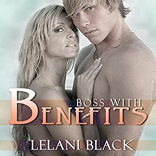 Boss with Benefits audiobook cover art