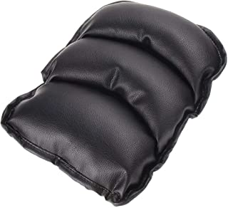 TRUE LINE Automotive Car Center Console Armrest Cushion Comfort Pillow Pad (Black)