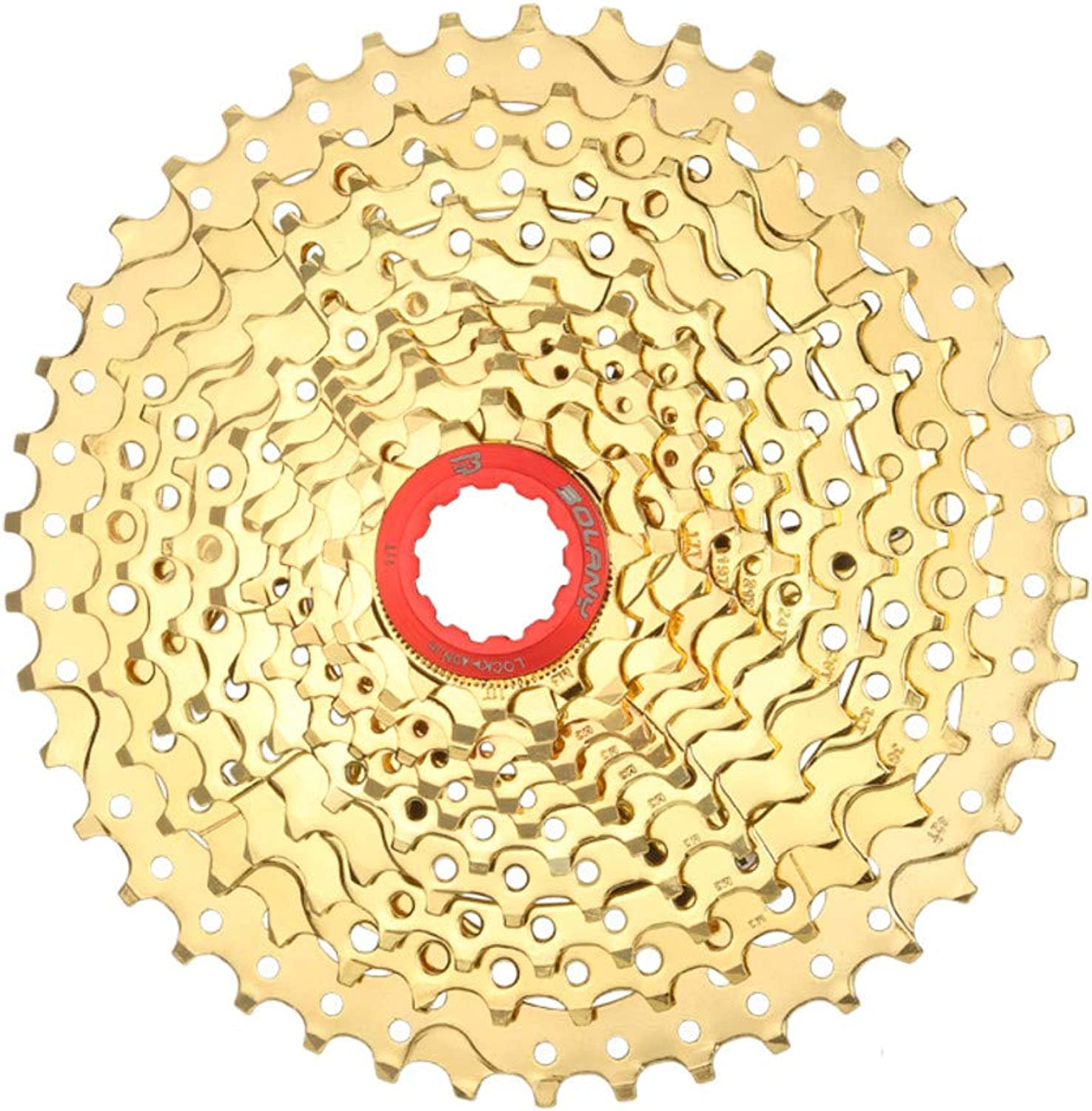 BOLANY 11 Speed Cassette 1142T MTB Cassette 11 Speed Ultralight Freewheel for XX1 XT M8000 SLX M7000
